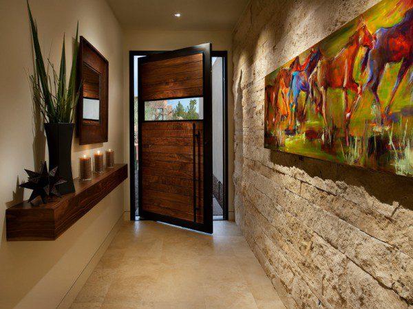 Декор коридору