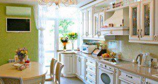 Кухонні шпалери