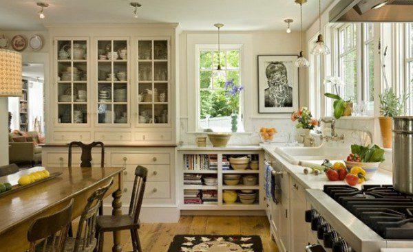 Кухня. Головні особливості оформлення особливої зони