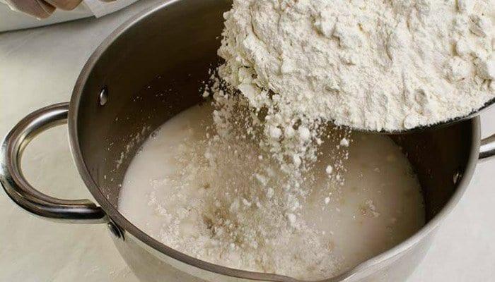 Як зварити клейстер з борошна: рецепти
