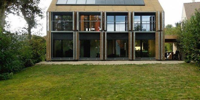 Пасивний будинок: особливості збереження енергії