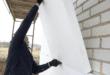 Як утеплити будинок пінопластом зовні + відео